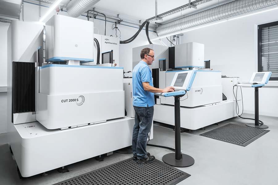 Technik, Verfahren und Ausstattung